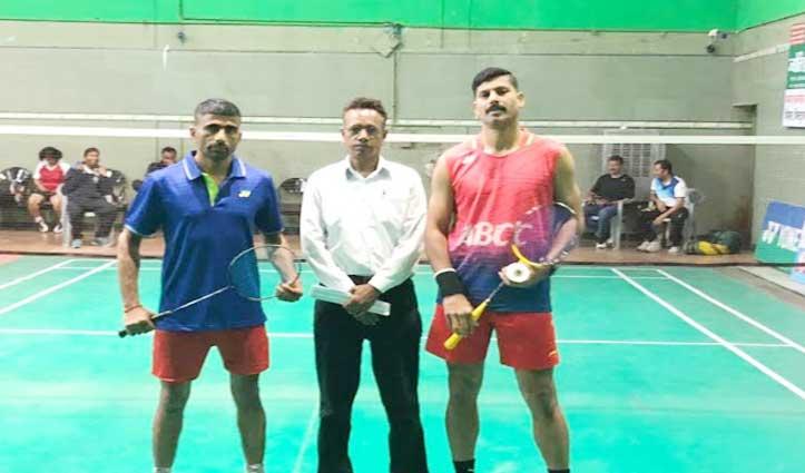 Badminton: ऊना के राकेश ने National level पर रोशन किया प्रदेश का नाम