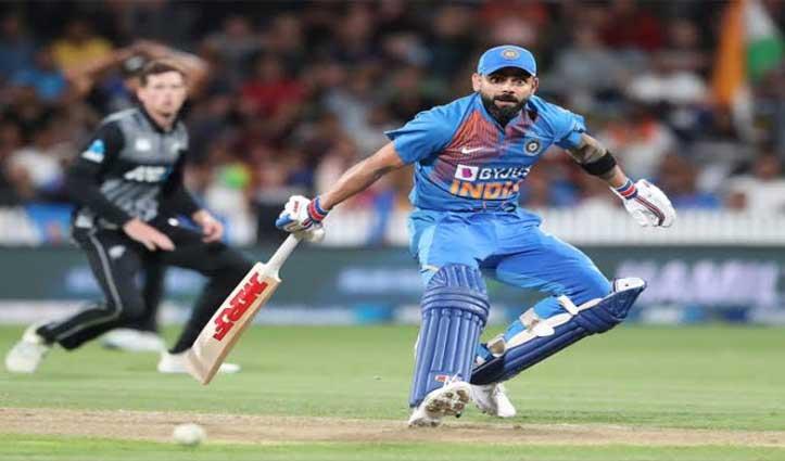 करीब छह साल, स्लो ओवर-रेट को लेकर पूरी भारतीय टीम पर लगा मैच फीस का 40% जुर्माना