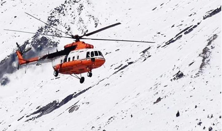 खराब मौसम के चलते हेलीकॉप्टर उड़ानें रद्द, Bhuntar Airport पर यात्री परेशान