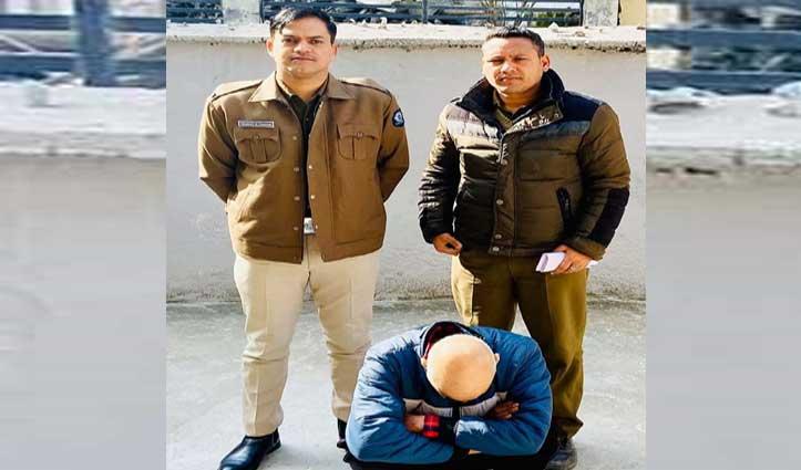 Kullu में डेढ़ किलो चरस के साथ नवांशहर Punjab निवासी गिरफ्तार