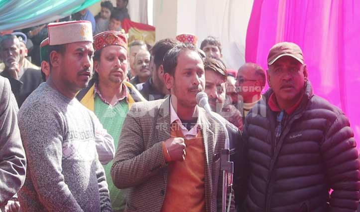 मंत्री जी! Manikarn Valley में रूपी नौतोड़ पट्टे को लेकर हो रहा फर्जीबाड़ा, मांगी जांच