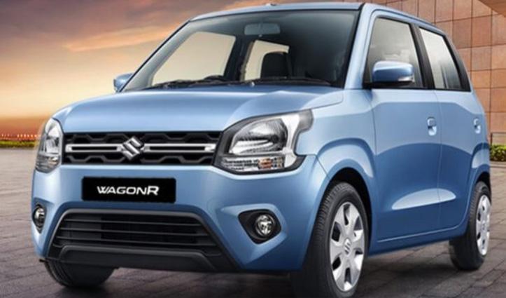 मारुति ने लॉन्च की नई Wagon R S-CNG BS6, 45 रुपए में चलेगी 32 किलोमीटर