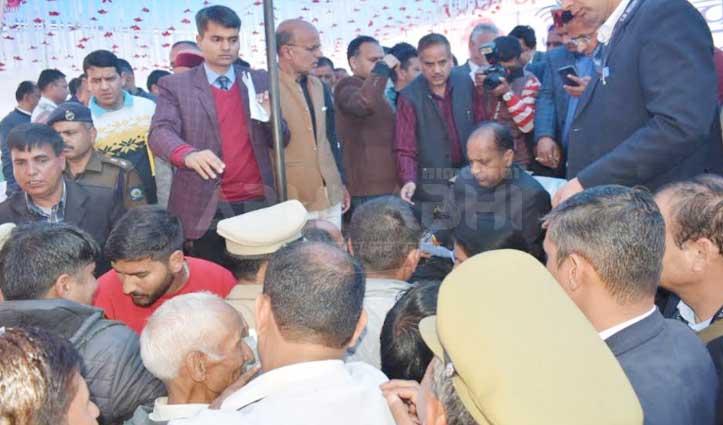Jai Ram बोले-189 जनमंच में निपटाई 23 हजार से अधिक शिकायतें और समस्याएं