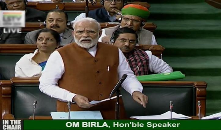 कश्मीर..CAA..राममंदिर..तीन तलाक: PM मोदी ने दिया हर मुद्दे पर जवाब