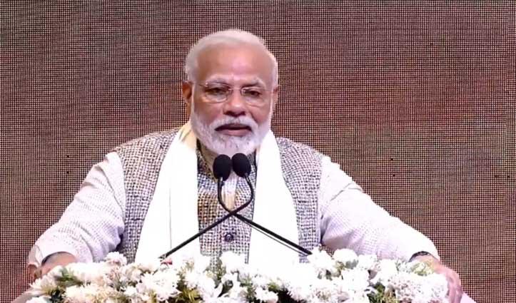 PM Modi बोले – दबावों के बाद भी नागरिकता संशोधन कानून पर रहेंगे कायम