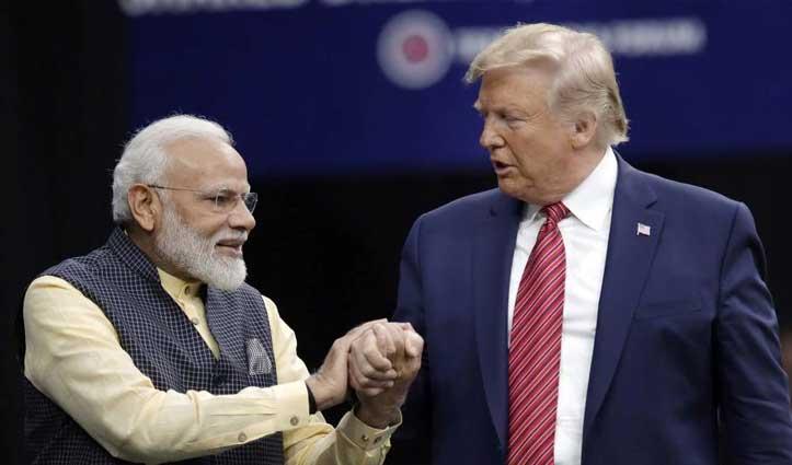 नमस्ते President: बॉलीवुड स्टार्स को न्योता, विमान से भारत आई ट्रंप की कार