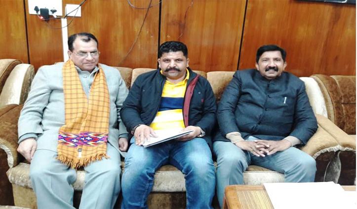शोर-शराबा ना करे सत्तापक्ष-विपक्ष , विस उपाध्यक्ष ने  Mukesh-भारद्वाज संग की बैठक