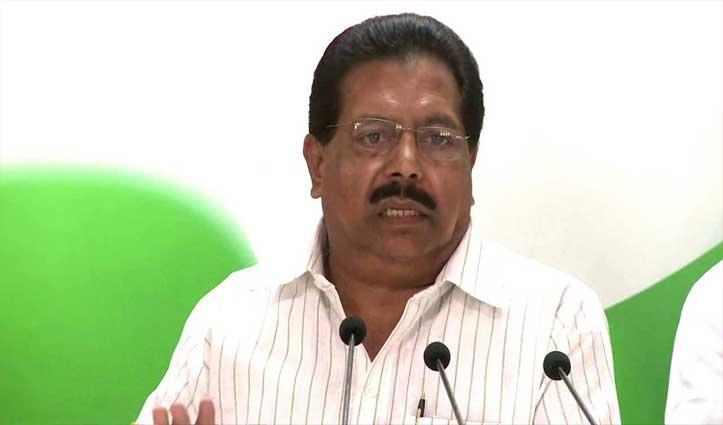 1 भी सीट ना मिलने के बाद पीसी चाको ने Delhi Congress के प्रभारी पद से दिया इस्तीफा