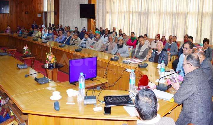 Himachal में 2 लाख 63 हजार लोगों को मिला सामाजिक सुरक्षा पेंशन का लाभ