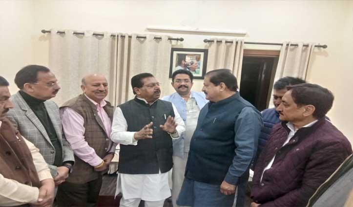 Delhi की चिकचिक में Himachal के Ram Lal को Congress ने 16 विस क्षेत्र का इस तरह दिया जिम्मा, पढ़ें