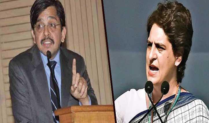 प्रियंका बोली- 'Judge का ट्रांसफर हैरान करने वाला नहीं बल्कि शर्मिंदा करने वाला'