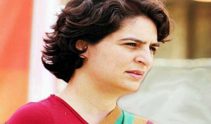 जामिया हिंसा पर वायरल वीडियो पर भड़कीं Priyanka, बोली- पुलिस का झूठ आया सामने