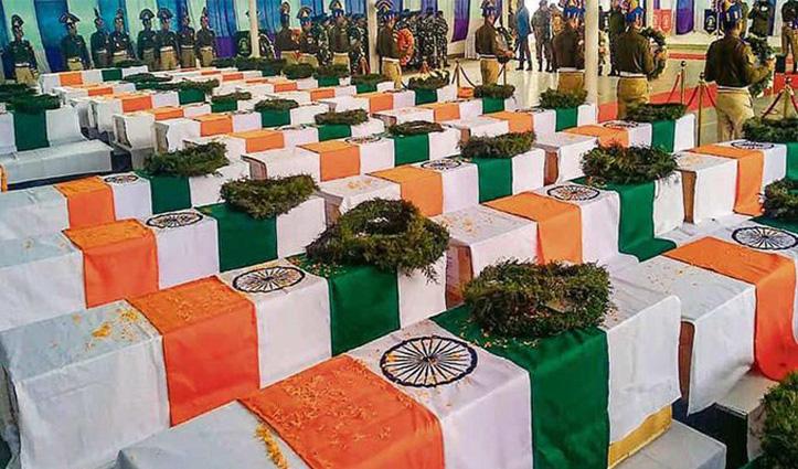Pulwama Attack Anniversary : 'हमने भूला नहीं, हमने छोड़ा नहीं'