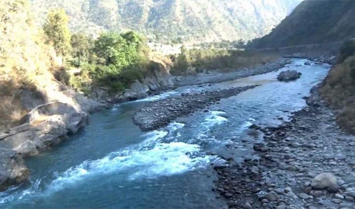 रावी नदी में गिरा Navodaya Vidyalaya का छात्र, अस्पताल में तीन घंटे बाद आया होश