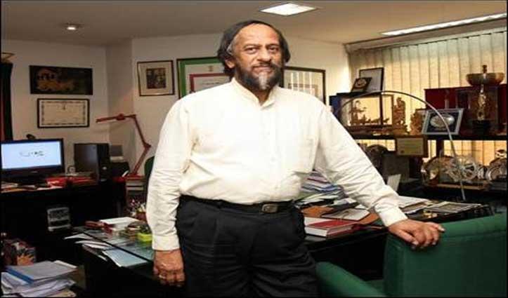 TERI के फाउंडर डायरेक्टर और पर्यावरणविद आरके पचौरी का 79 साल की उम्र में निधन