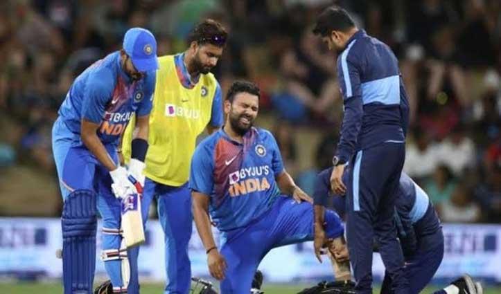 बड़ा झटका: न्यूजीलैंड दौरे से Out हुए रोहित शर्मा, नहीं खेल पाएंगे वनडे और टेस्ट सीरीज!