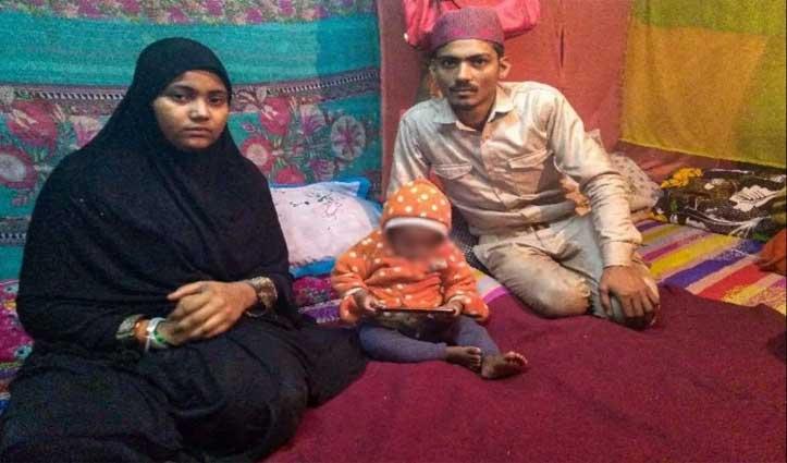 विचारणीय: शाहीन बाग में 4 महीने के बच्चे की ठंड लगने से मौत, प्रदर्शन पर लौटी उसकी मां
