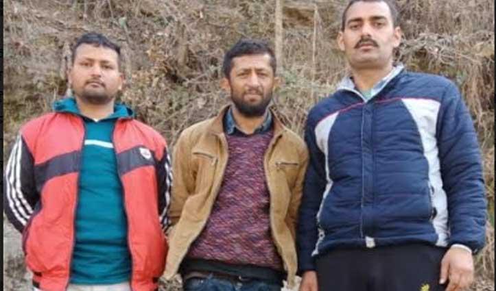राजगढ़: एनडीपीएस मामले का वांछित अपराधी Shimla में घर से किया गिरफ्तार