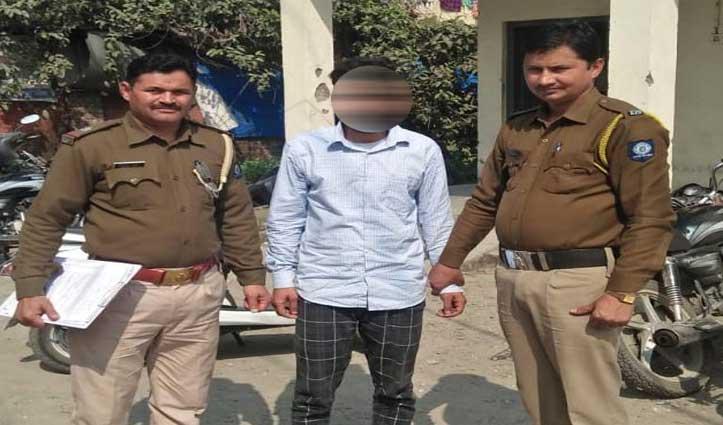 पांवटा पुलिस ने 24 घंटे में दबोचा Bike चोरी का आरोपी