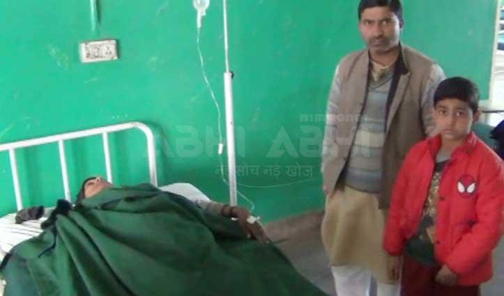 सोलन में बैल की टक्कर से बुजुर्ग लहूलुहान- मूक दर्शक बने रहे लोग