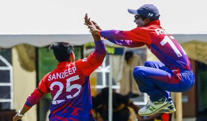ODI इतिहास का सबसे कम स्कोर, महज 35 रन पर ढेर हुई US की टीम