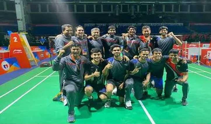 Asian Championship : सेमीफाइनल मुकाबले में पहुंचा भारत, मेडल किया पक्का