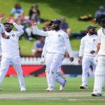 तीसरे दिन का खेल खत्म होने तक Team India ने बनाए 144 /4 , New Zealandअब भी 39 रन से आगे