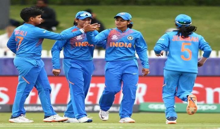 टी-20 वर्ल्ड कप : न्यूजीलैंड को हराकर सेमीफाइनल में पहुंची टीम इंडिया