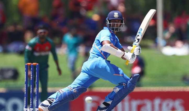 Under-19 World Cup Final: टीम इंडिया ने बांग्लादेश के सामने रखा 178 रन का लक्ष्य