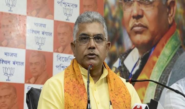 CAA-विरोधी छात्रा पर टिप्पणी के लिए बंगाल BJP चीफ पर यौन शोषण का मामला दर्ज