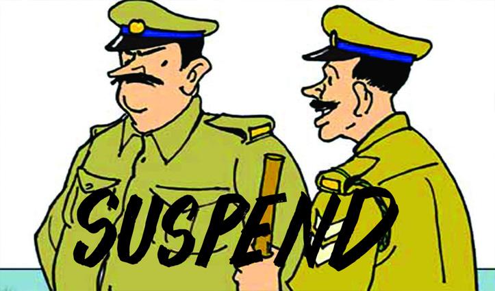 Mandi: दिन-दिहाड़े लालपरी के नशे में टुन्न मिले थानेदार, DSP ने किया सस्पेंड