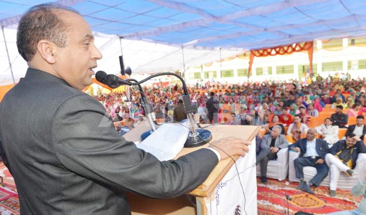 अटल के नाम से जाना जाएगा तकीपुर कॉलेज, जयराम की घोषणा- रानीताल को भी सौगात