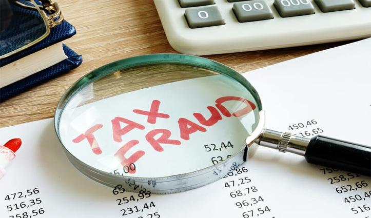 बड़े टैक्स चोर गिरोह का भंडाफोड़ : Fake Invoice बनाकर किया 1200 करोड़ रुपए का फर्जीवाड़ा