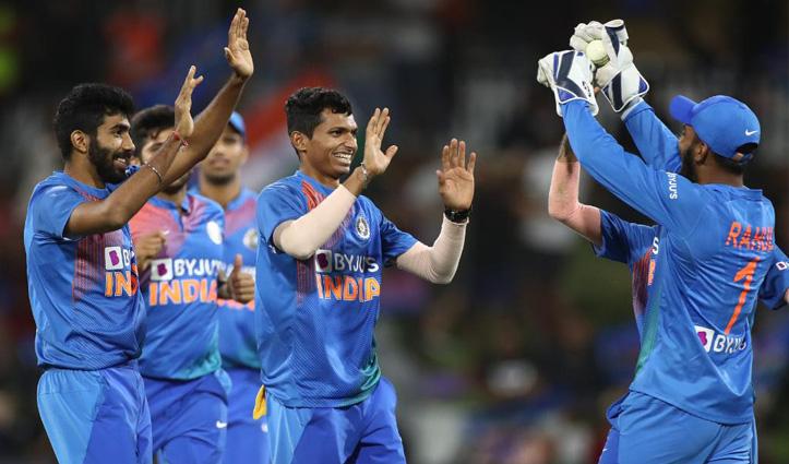Team India ने न्यूजीलैंड को किया 5-0 से क्लीन स्वीप, रच दिया इतिहास