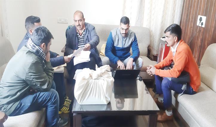 Breaking : छात्रवृत्ति घोटाले में CBI ने ऊना में छात्रों से की पूछताछ