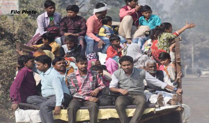 मैड़ी मेले में ट्रकों व ट्रॉलियों से आने वालों पर शिकंजा कसेगी Himachal-Punjab Police