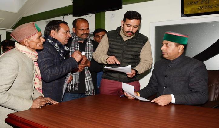 शिमला ग्रामीण में 65 करोड़ के विकास कार्य पूरे, लोकार्पण को आएं CM Jai Ram