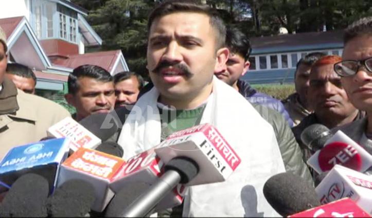 विक्रमादित्य बोले-सिलेंडर के दाम बढ़ा कर BJP ने लिया दिल्ली की हार का बदला