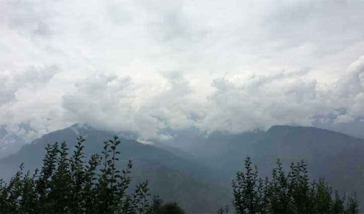 Himachal: कल से एक पश्चिमी विक्षोभ होगा सक्रिय, बारिश और बर्फबारी लाएगा साथ