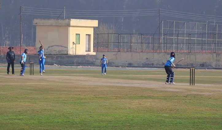 BCCI सीनियर महिला क्रिकेट प्रतियोगिता शुरू, 9 राज्यों की Team ले रहीं हिस्सा