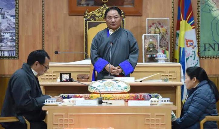 तिब्बत निर्वासित संसद का Budget Session एक दिन पहले समाप्त