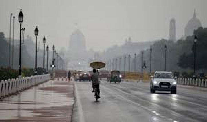 Delhi-NCR में बारिश ने साफ की हवा, मैदानी इलाकों में किसानों पर मुसीबत