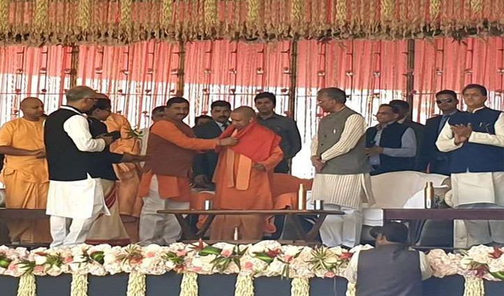 अंतरराष्ट्रीय योग महोत्सव का शुभारंभ कर बोले CM योगी- योग भारत की ऋषि परंपरा की पसंद है