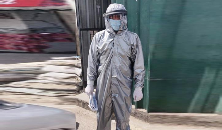 पुलिस कर्मियों को अब नहीं संक्रमण का खतरा, Una में बांटी स्पेशल किट