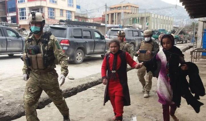 काबुल में गुरुद्वारे पर हुए Terrorist Attack में 25 लोगों की मौत, 2 हमलावर भी मारे गए
