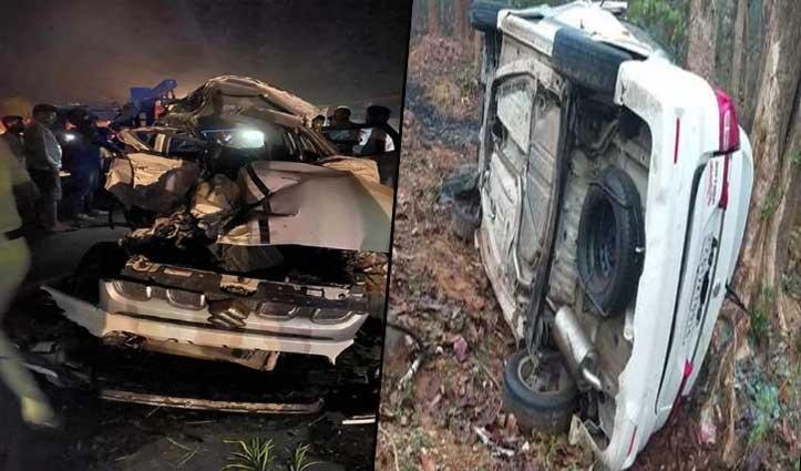हादसों का शुक्रवार: Karnataka में गई 13 की जान, Chhattisgarh में 5 की मौत