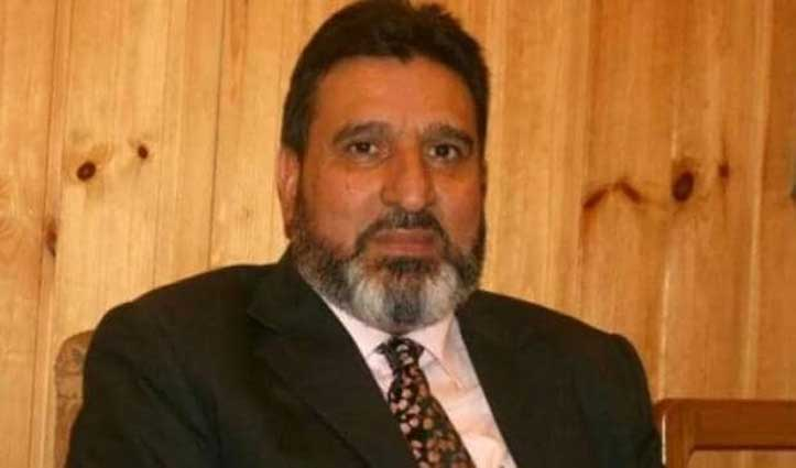 J&K: महबूबा की पार्टी के पूर्व नेता अल्ताफ बुखारी ने किया 'अपनी पार्टी' का ऐलान