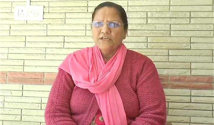 कांग्रेस नेता अनीता वर्मा बोली, 22 मार्च को Janata Curfew एक अच्छा निर्णय