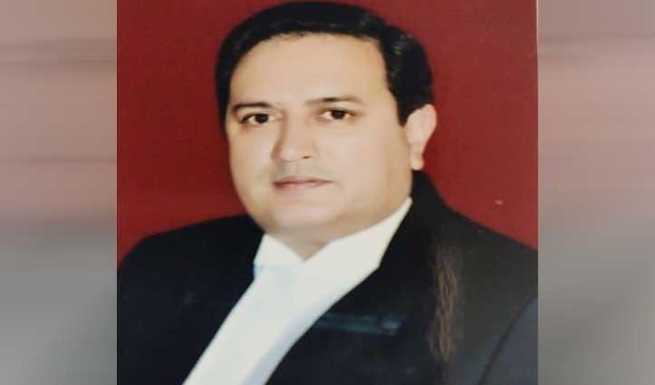 न्यायाधीश तरलोक चौहान बने Himachal High Court के वरिष्ठतम न्यायाधीश