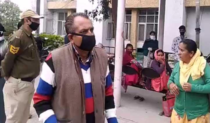 Bilaspur: अस्पताल प्रशासन की लापरवाही ने ले ली बुजुर्ग महिला की जान, परिजनों ने CM से मांगी जांच